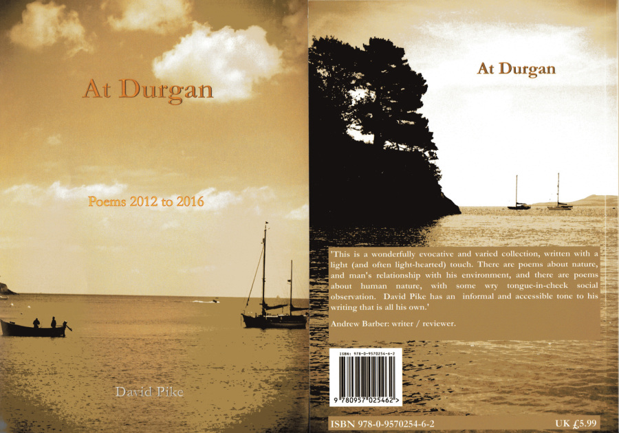 Pulsar Poetry Webzine - Books & CDs By David Pike